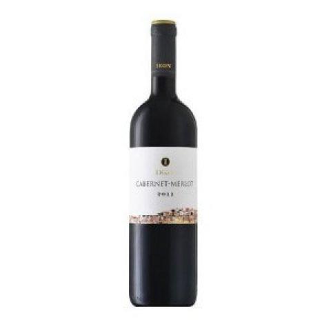 Ikon - Cabernet Merlot - száraz vörös bor