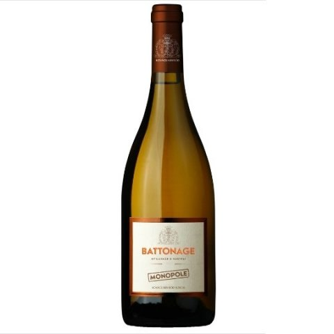 Battonage Chardonnay  - Kovács Nimród Winery, száraz fehér bor