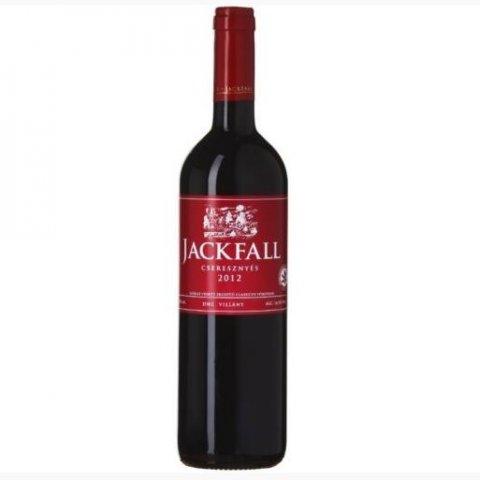 Jackfall Cseresznyés Cuvée - száraz vörös bor