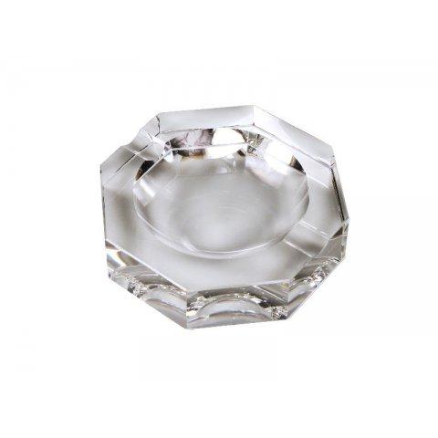 Padonio kristályüveg szivar hamuzó 2 szivar részére - 8 szögletű