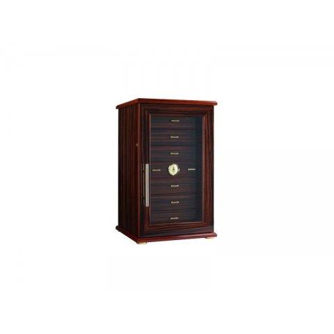 Adorini Chianti grande Deluxe humidor - 7 fiókos szivar szekrény, üvegajtóval 238 szál szivarnak