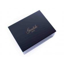 Gentili Humidor - Gentili dal 1982 fekete színű lakozott spanyol cédrusfa szivar tároló 40 szál szivar részére