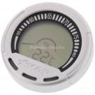 Xikar PuroTemp digitális humidor higrométer - ezüst