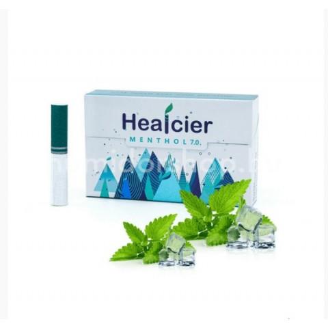 Healcier Menthol 7.0, erős menta ízű nikotinmentes hevítőrúd, 1 doboz - 20db
