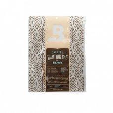 Boveda Humidor Bag Medium, szivar tároló 15 szál szivar részére - 9,5 cm x 26 cm
