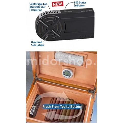 Xikar Humifan szivardoboz ventilátor!