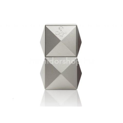 Colibri Quasar Silver, nagy méretű asztali szivargyújtó 3-as szúrólánggal - ezüst