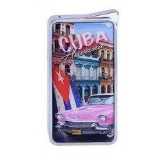 Szivargyújtó Champ Cuba - Rózsaszín Cadillac