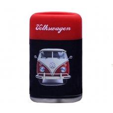 Prof szúrólángos öngyújtó piros színű Volkswagen Transporter T1 mintával - kék színű lánggal