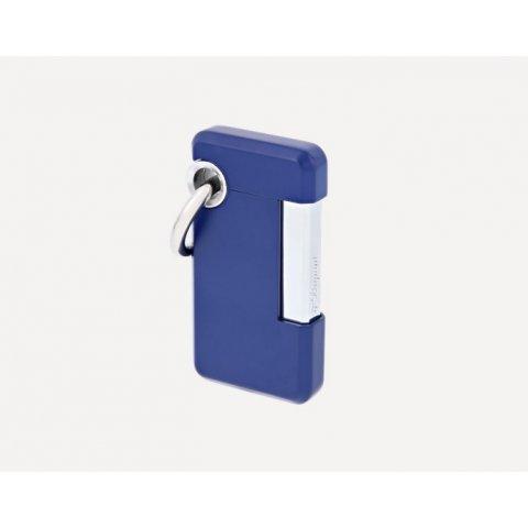 S.T. Dupont Hooked DISC-O öngyújtó kék/króm
