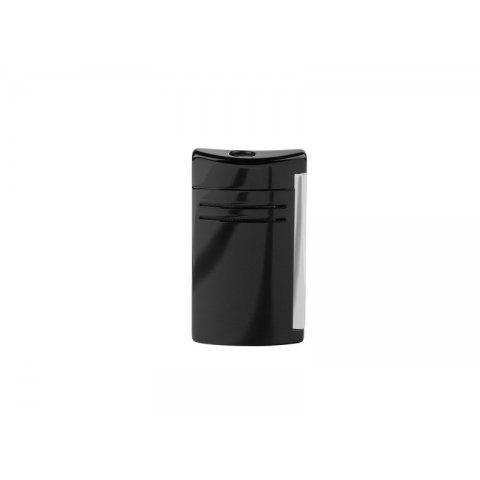 S.T. Dupont MaxiJet szúrólánggal égő szivaröngyújtó - lakozott fekete
