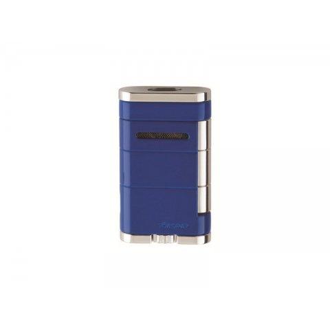 Xikar Allume Blue Double - szivar öngyújtó 2-es szúró lánggal - kék