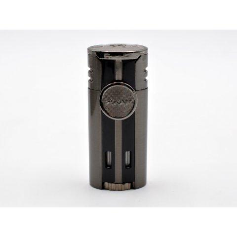 Xikar Hp4 ™  szúró lángos szivar öngyújtó, szürke - G2