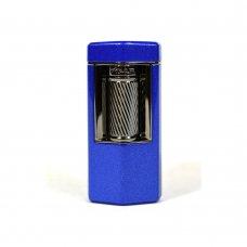 Xikar Meridian Blue Soft Flame szivaros öngyújtó nagy méretű szivarokhoz is - kék