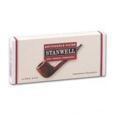 Stanwell pipa filter aktívszenes 9mm - 10db