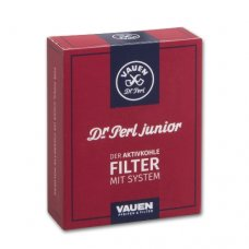 Vauen Dr Perl Junior Jubox pipa filter aktívszenes 9mm - 40db