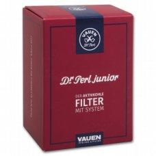 Vauen Dr Perl Junior Jumax pipa filter aktívszenes 9mm - 180db