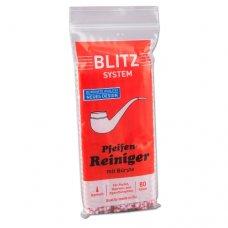Blitz pipatisztító szárkefe 80 db-os