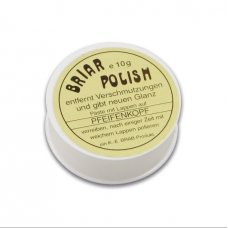 Pipafej polírozó paszta bruyer gyökér pipákhoz - 10gramm