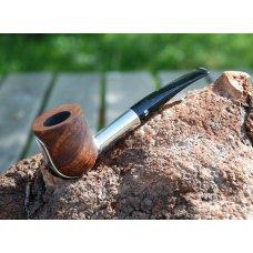 Big Ben Mavyn Tan matt barna színű bruyer pipa, alumínium szárral, 9mm filteres