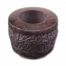 Falcon Algier rustic barna színű rusztikolt pipafej bruyer gyökérből
