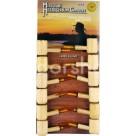 Missouri Meerschaum Corn Cob Legend kukorica pipa hajlított szárral és 6mm filterrel - bent