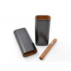 Ambiente Szivartok - 3 szivar , fekete bőr
