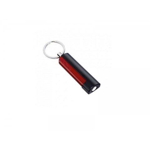 S.T. Dupont Cigar Universe szivarfúró - matt fekete/piros