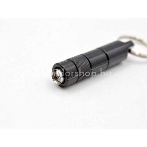 Xikar szivarfúró - 7mm-es pengével - fekete