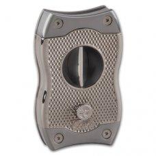 Colibri dupla pengés és ék szivarvágó 23/27mm - sötétszürke