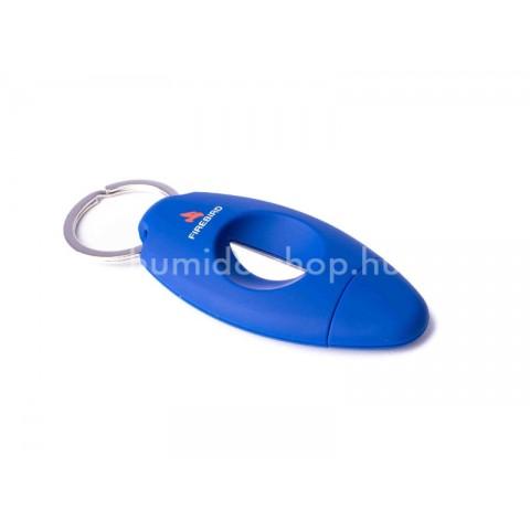 Firebird Viper kulcsra akasztható 23mm-es ék szivarvágó - kék