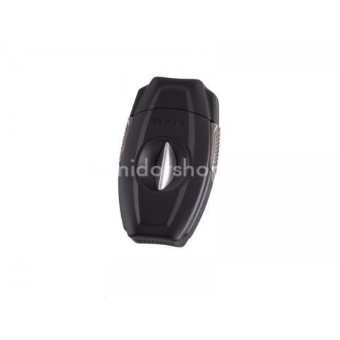 Xikar VX2 V-Cut szivar ékvágó 46-tól 70-es szivar gyűrű méretig - fekete