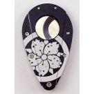 Xikar Xi1 - Room 101 Sakura dupla pengés szivarvágó, fekete